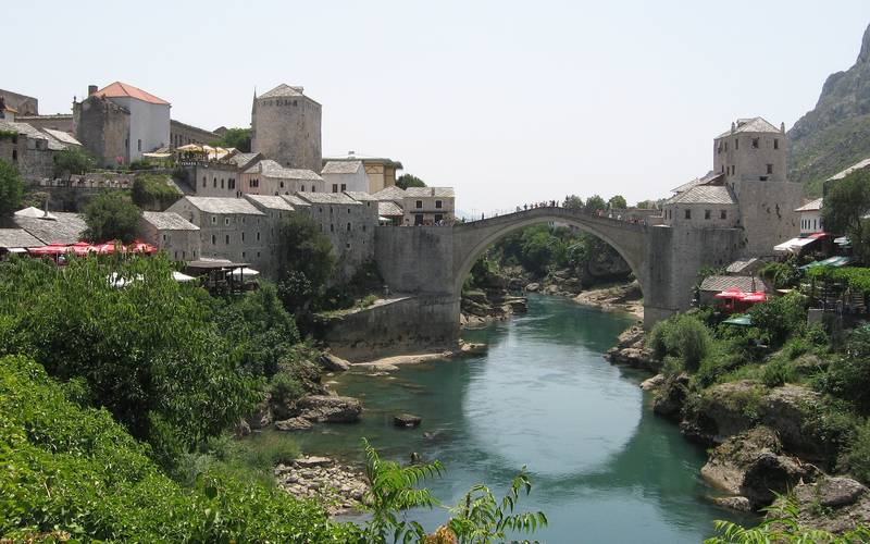 Bridge of Mostar