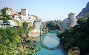 Bridge of Mostar