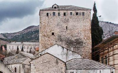 The Helebija tower