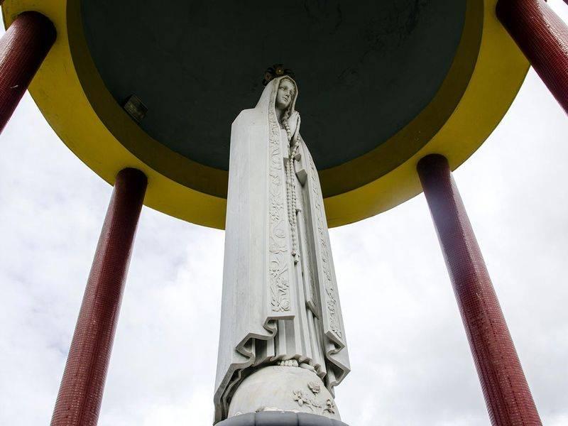 The throne of Fatima