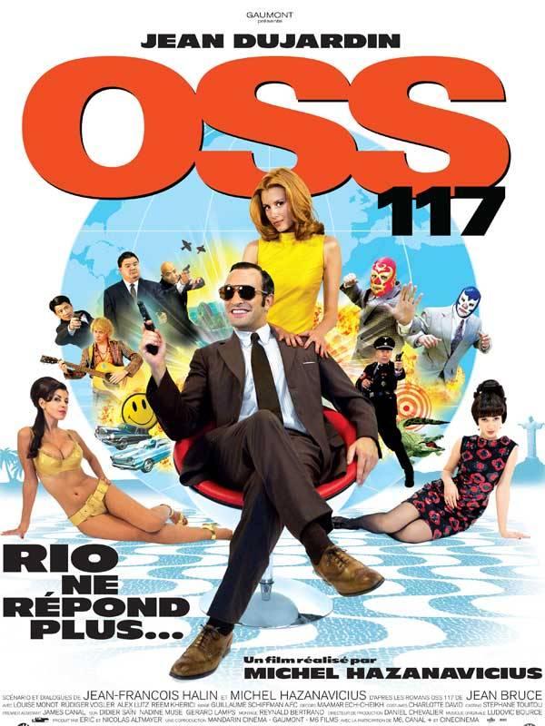 OSS117 Rio ne répond plus