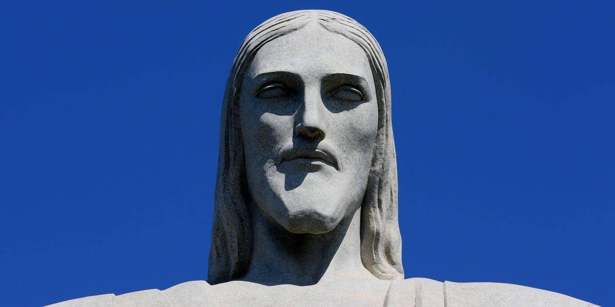 The Face of Christ the Redeemer