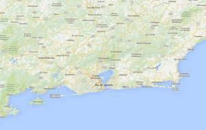 Area of Rio