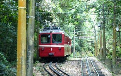 Train of the Corcovado