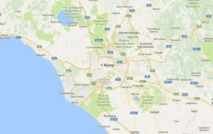 Region of Rome