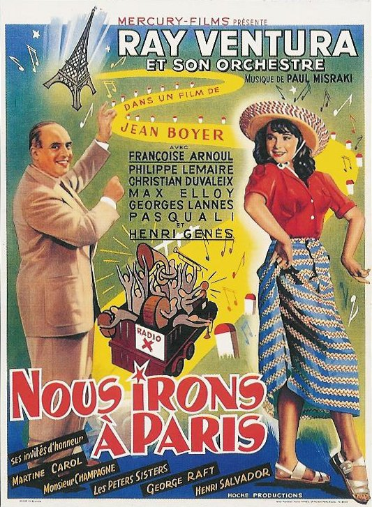 Nous irons à Paris