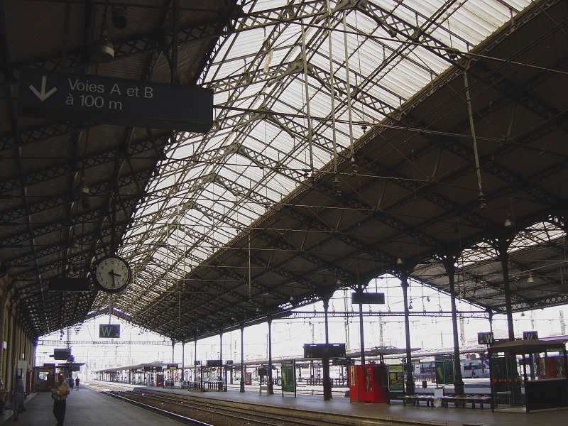 Toulouse Station Hall