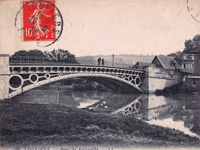 Bridge of Louviers