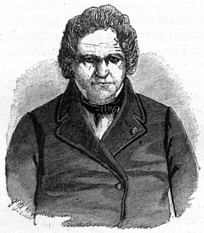 Louis Jacques-Thenard
