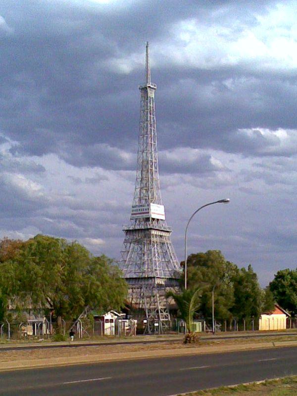Replica of Bloemfontein