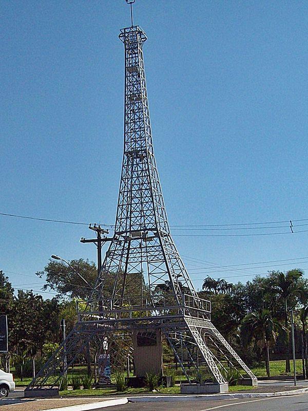 Replica of Rio Claro