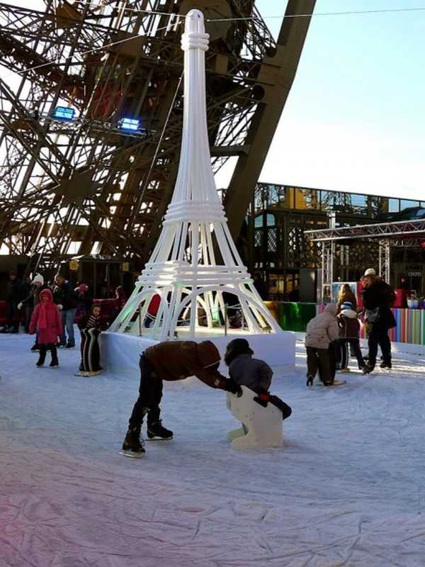 Replica of the Eiffel tower