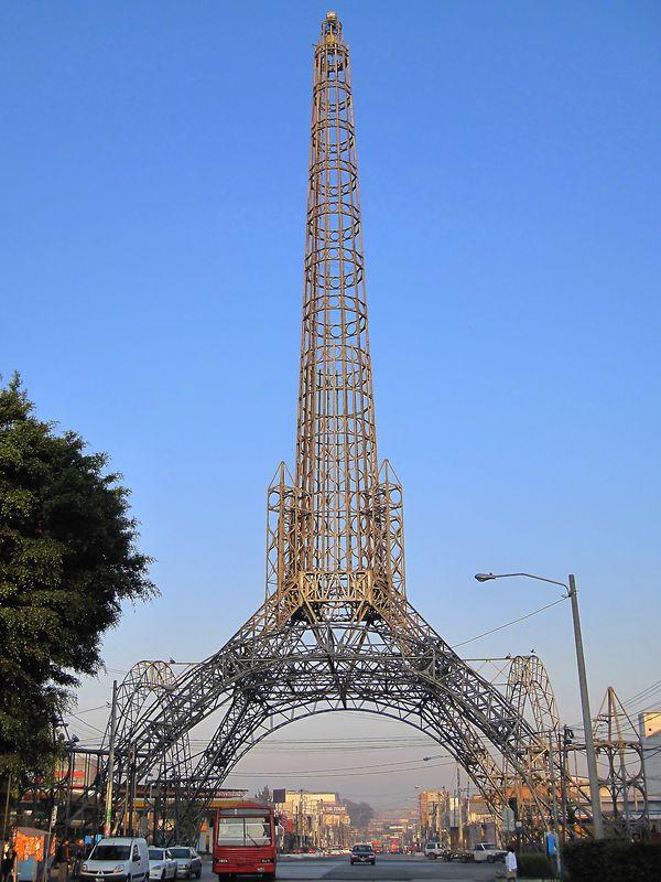 Replica of la torre del Reformador