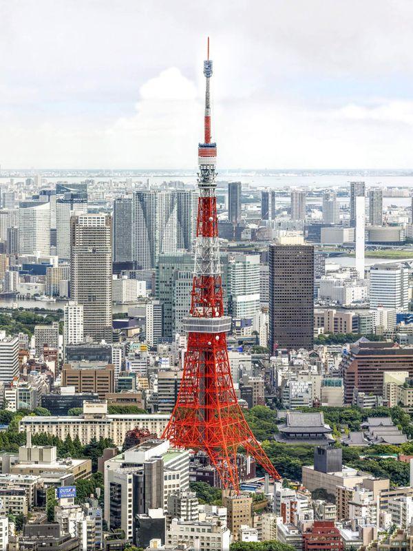 Replica of Tokyo