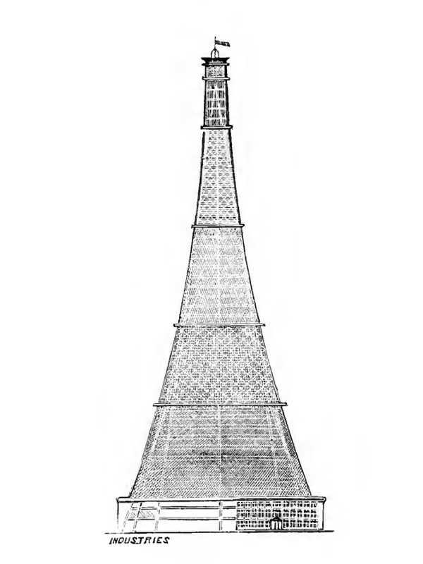 The tower of Thomas Plant et James Fleming