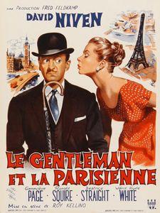 Le gentleman et la parisienne
