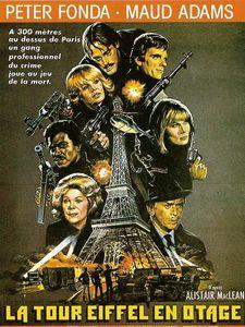 La tour Eiffel en otage