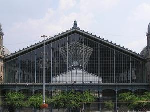 West Railway Station, Budapest
