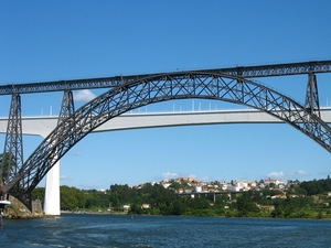 Bridge on the Douro, Portugal