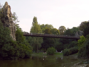 Bridge of Buttes-Chaumont