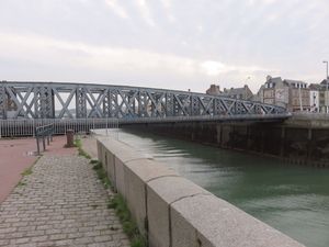Dieppe swing bridge