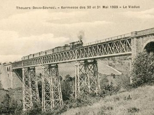 Viaduct of Thouars