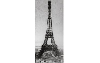 The tower March 12, 1889