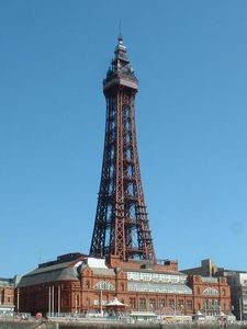 Replica of Blackpool