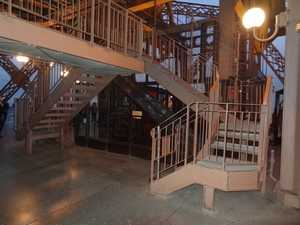 The technical staircase