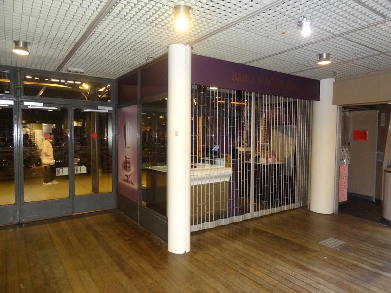 The macaroon kiosk, 2nd floor
