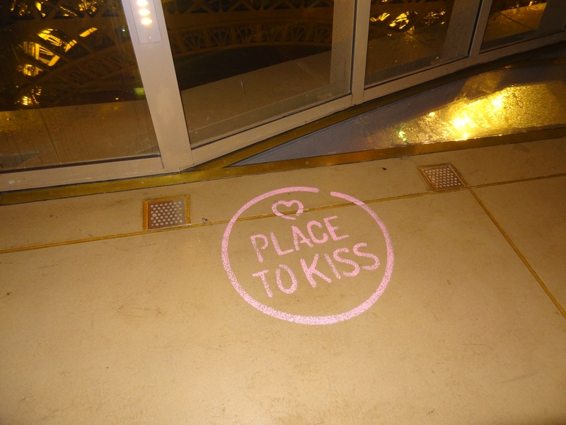 Place to Kiss