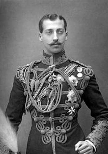 Prince Albert-Victor of Wales