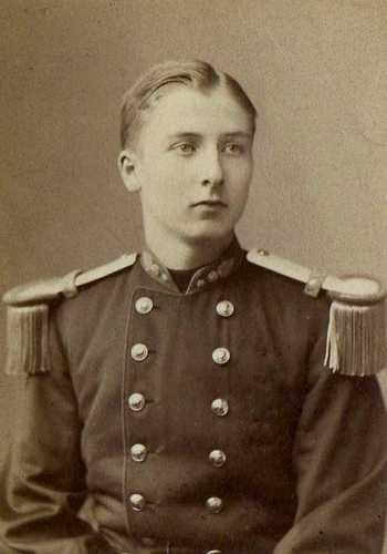 Prince Baudoin of Belgium (1889)