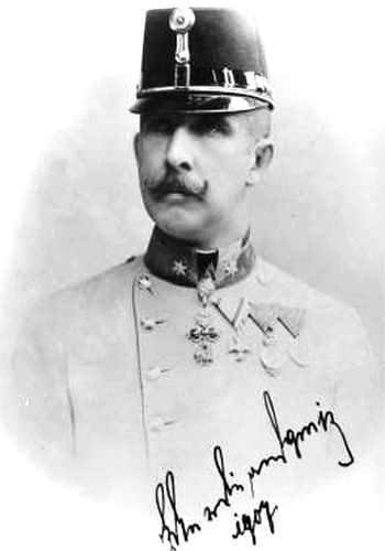 Archduke Charles Ferdinand of Austria