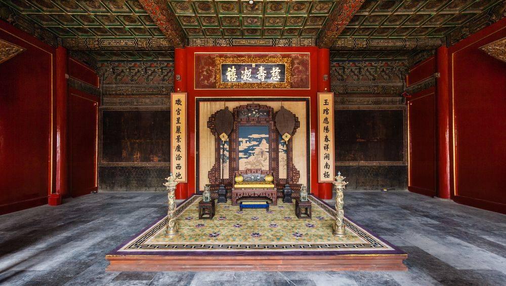 Palace of longevity and health
