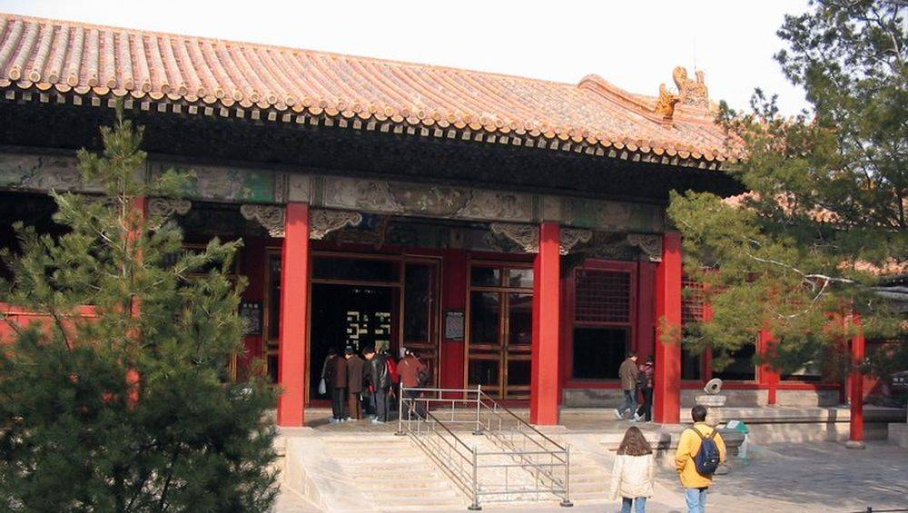 Hall of spiritual cultivation