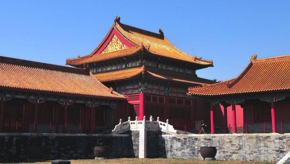 High pavilion