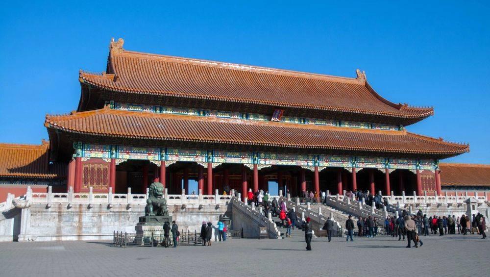 Gate of supreme harmony