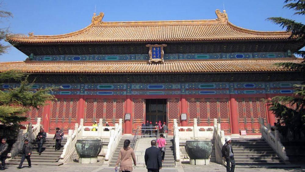 Gate of ancestral worship