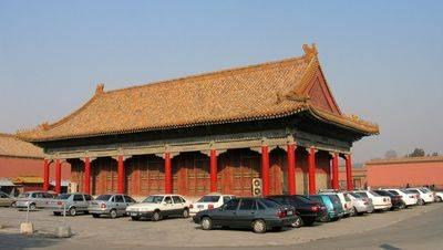 Pavilion of the archery