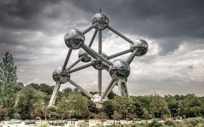 Atomium of Brussels