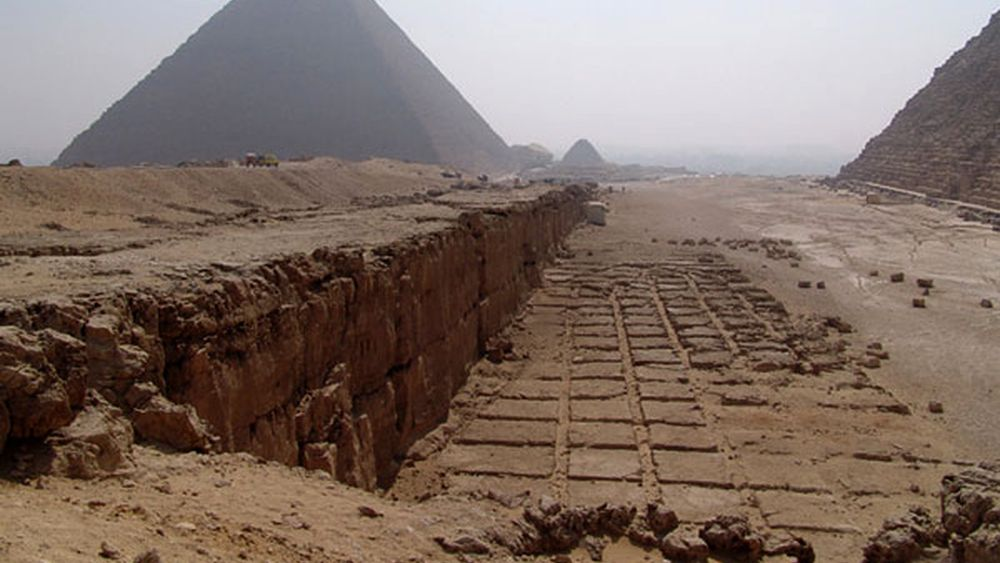 Quarries of Giza