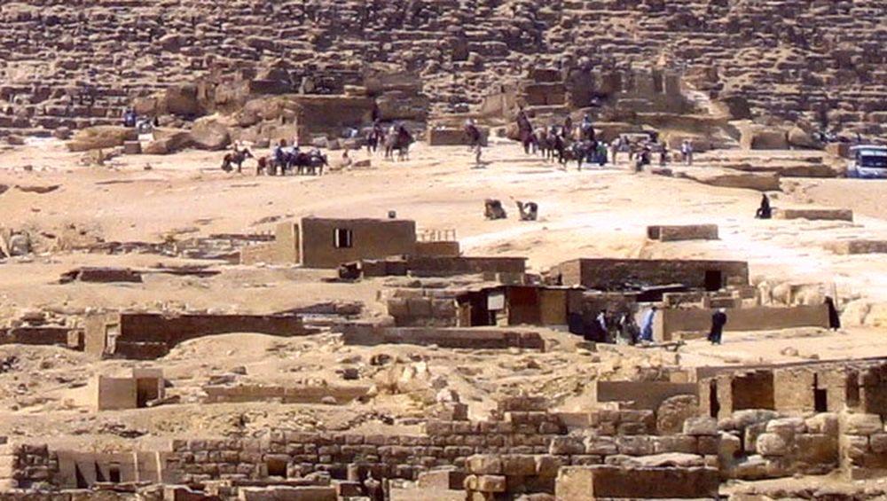 Plateau of Giza