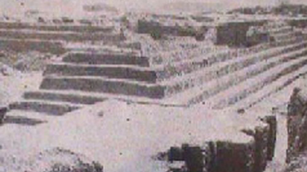 The mastaba 3504