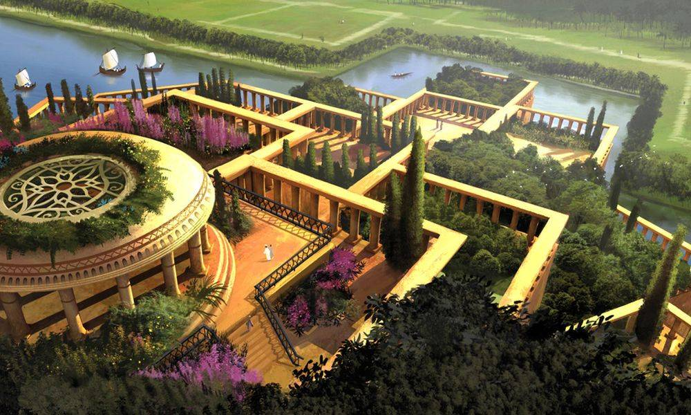 Gardens of Babylon