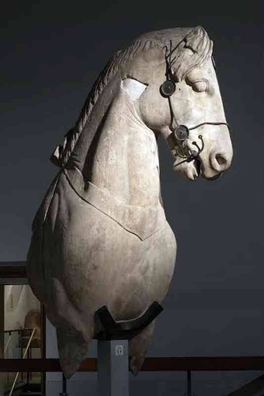 Horses of the Quadriga