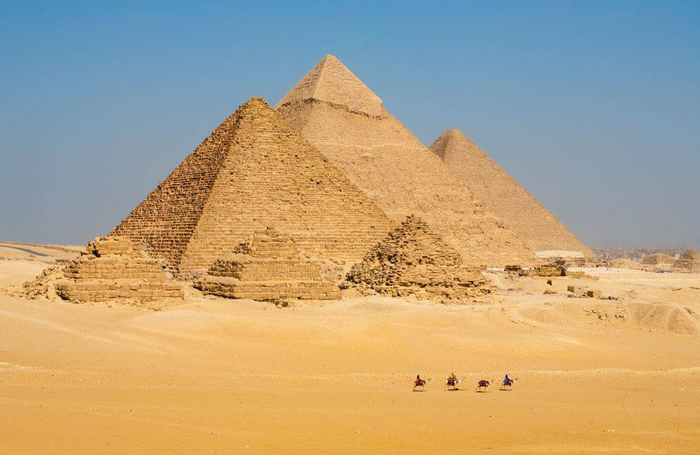 Pyramid of Cheops