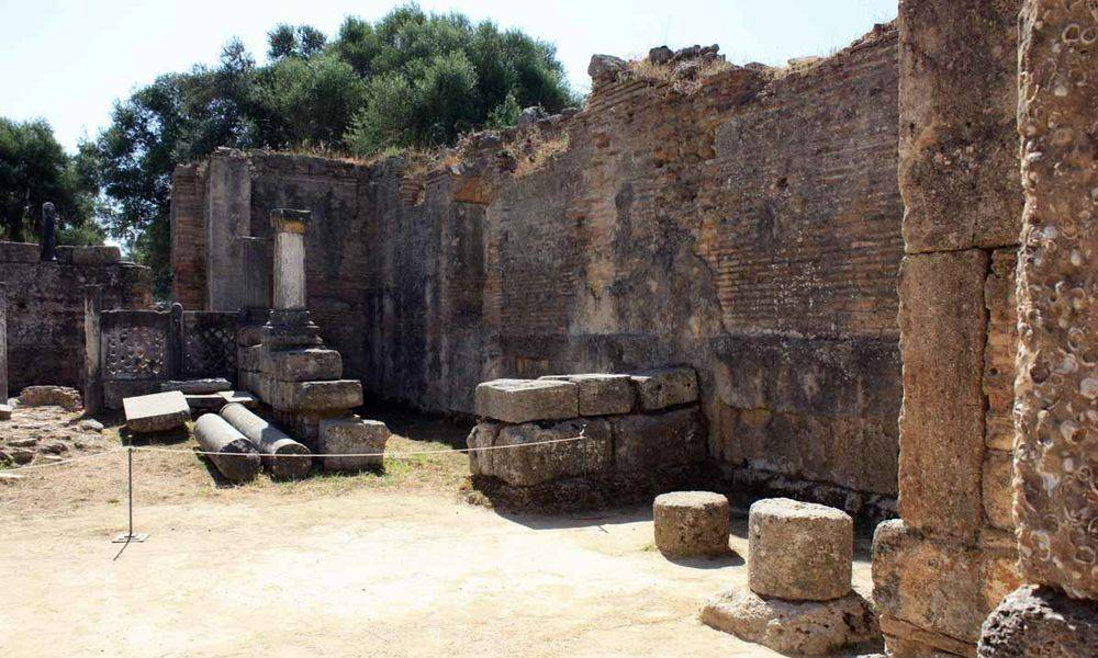 The workshop of Phidias