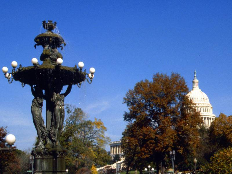 Fountain of the Capitol