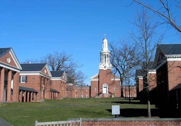 Divinity college